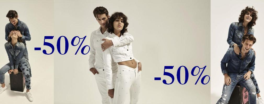 -50 % 1