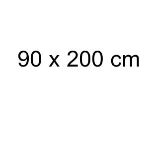 90X200 cm