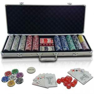 Pókerkészlet