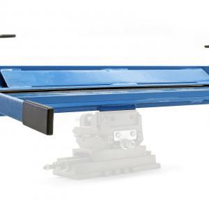 Lemezhajlító gép 1000mm max 135 ° hajlítási szöggel