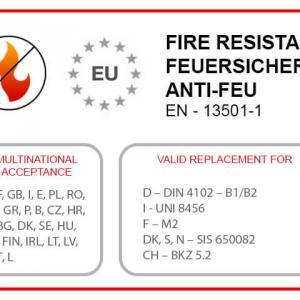 Professzionális tűzálló rendezvénysátor 6x10 m, ponyva PVC 500g/m2 fehér erősített szerkezet