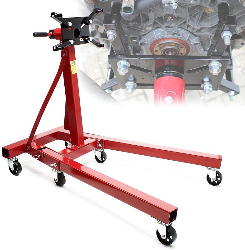 Motorszerelő, motortartó állvány 900 kg