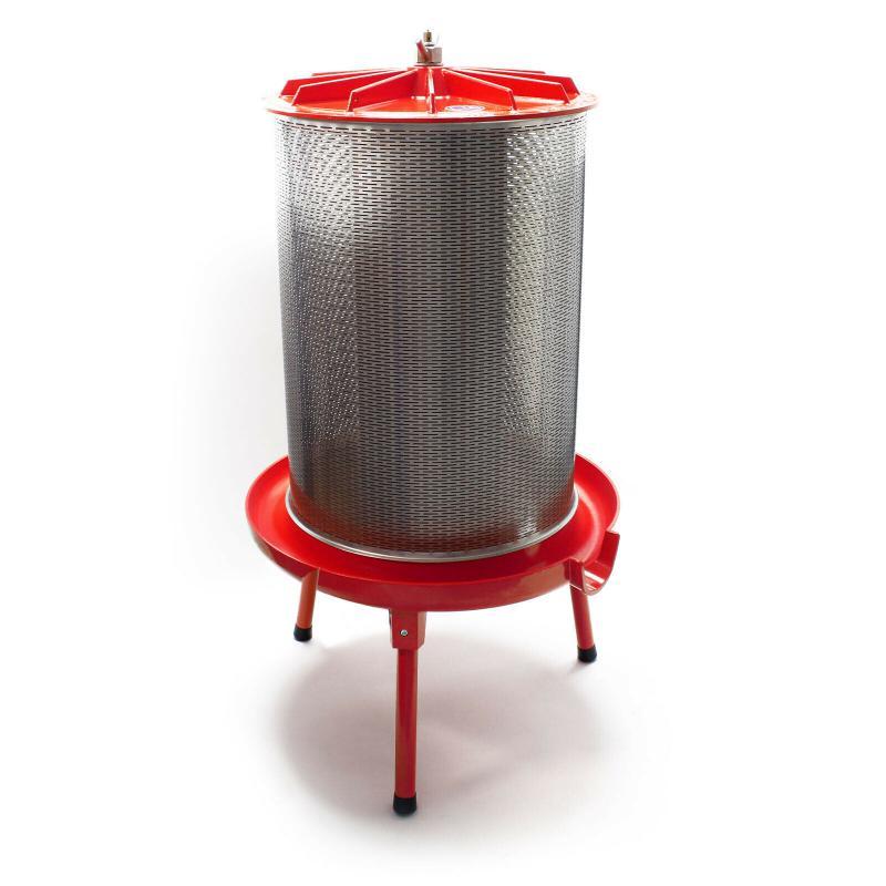 Víznyomásos prés / hydroprés , gyümölcsprés, sajtológép  20l 3bar