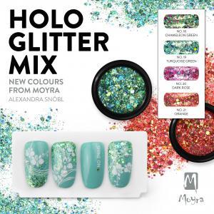 Holo glitter mix