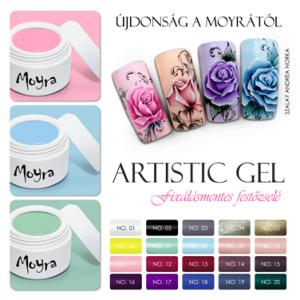 Moyra Artistic Gel