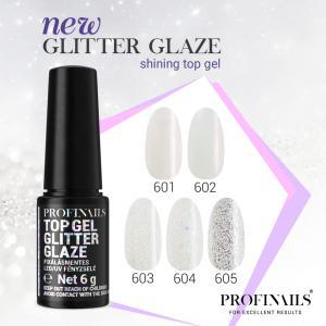 Profi Nails Glitter Glaze 6g