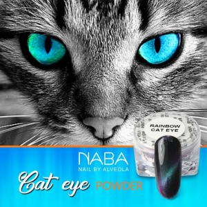 Rainbow Cat Eye Powder