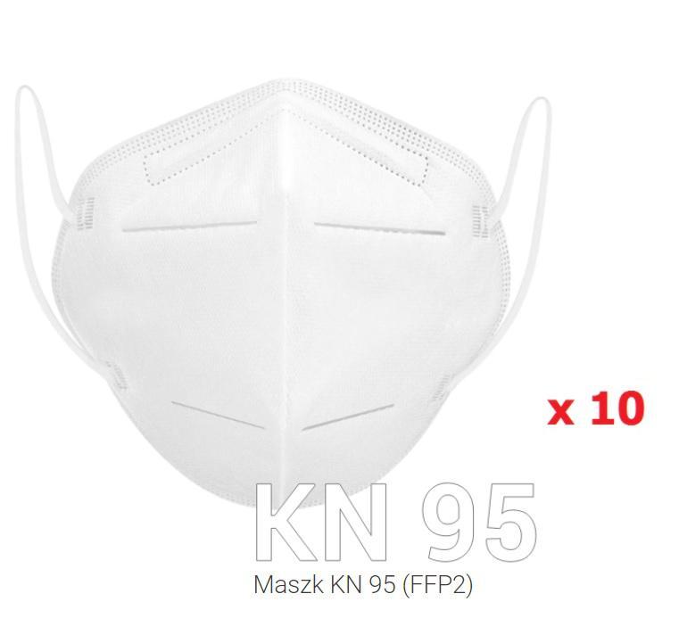 10db Egészségügyi Maszk, FFP2 (KN95)