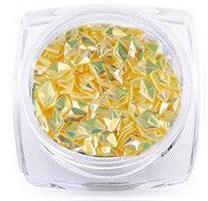 3d Diamond Yellow