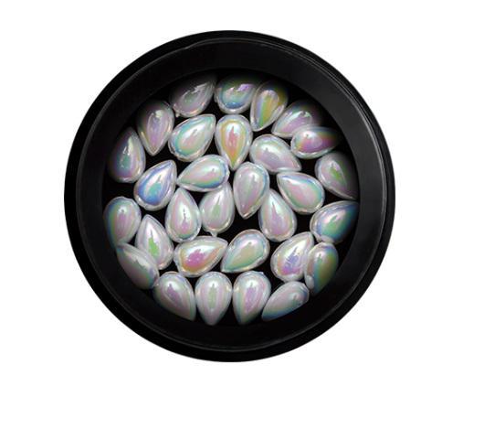 3D Holo Drops Fehér