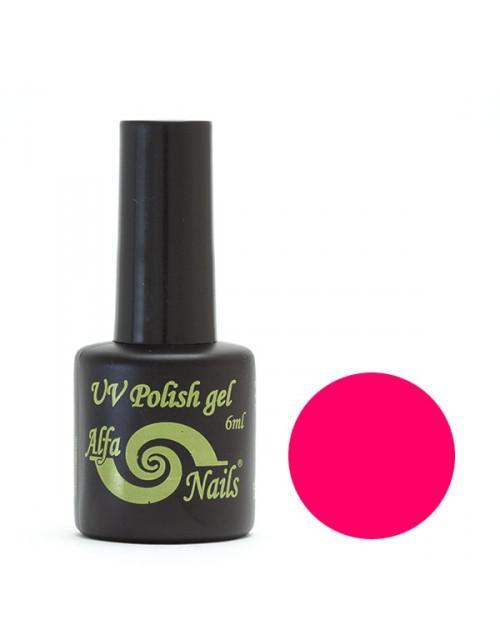 Alfa Nails Gél Lakk 21 NEON PINK