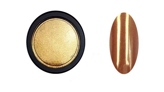 Chrome Mirror pigment por,arany Termék kód:339007