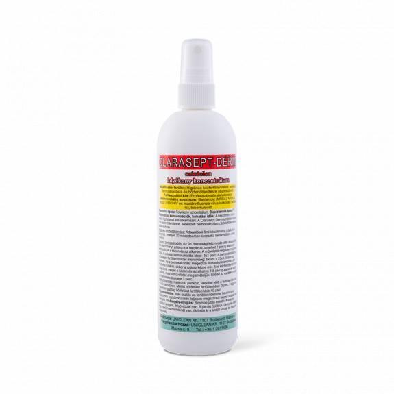 Clarasept-derm kéz és bőrfertőtl. 250 ml