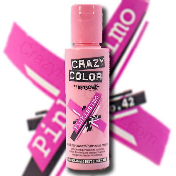 Crazy Color PINKISSIMO