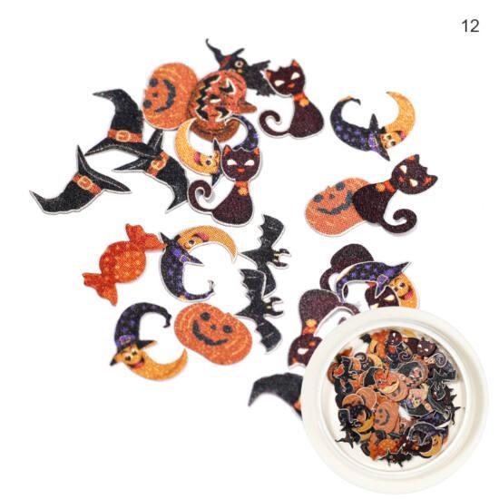 Fimo gumidísz Halloween 12