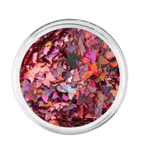 Hologrammos pillangó - #03 rosegold