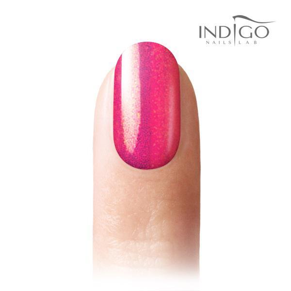 Indigo PIXEL Effekt Neon Pink