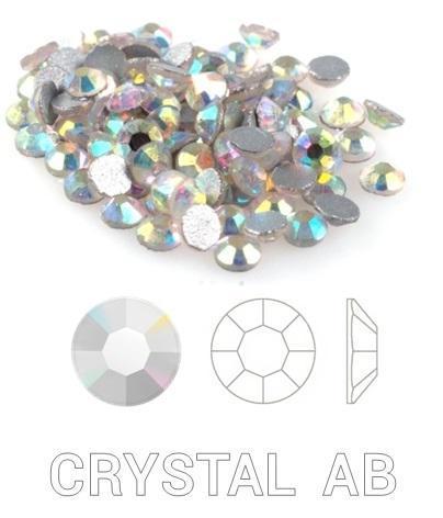 Kristálykő 1440 db Crystal AB