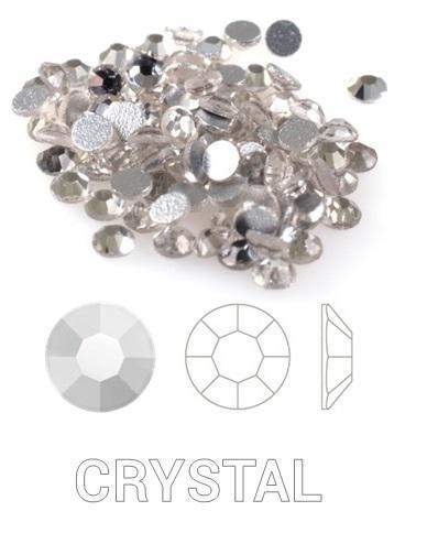 *****Kristálykő 1440 db Crystal Választható méret