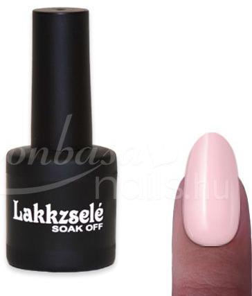Lakkzselé 6ml #056 világos rózsaszín
