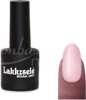 Lakkzselé 6ml #205 Rózsaszín - Gél lakk