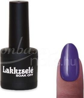 Lakkzselé 6ml #250 tinta lila - Gél lakk