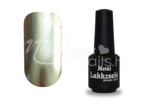 Moonbasanails Chrome lakkzselé 5ml 501 Ezüst