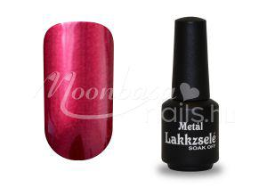 Moonbasanails Chrome lakkzselé 5ml 504 Bordó