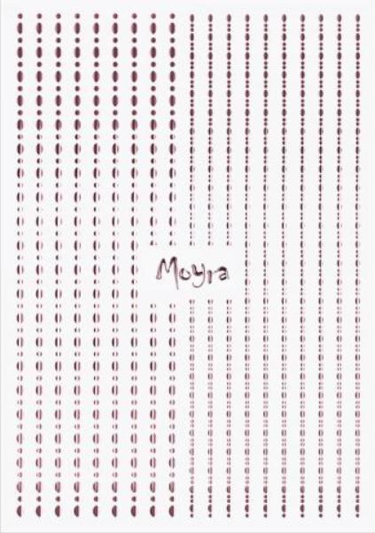 Moyra Körömdíszítõ csík DOTS No.03. Rose Gold