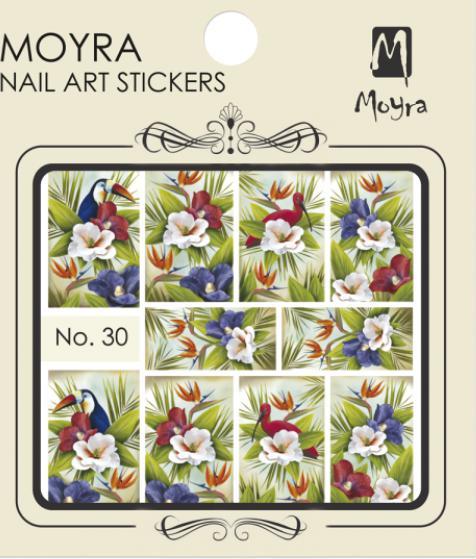 Moyra Körömmatrica No. 30