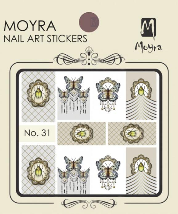 Moyra Körömmatrica No. 31