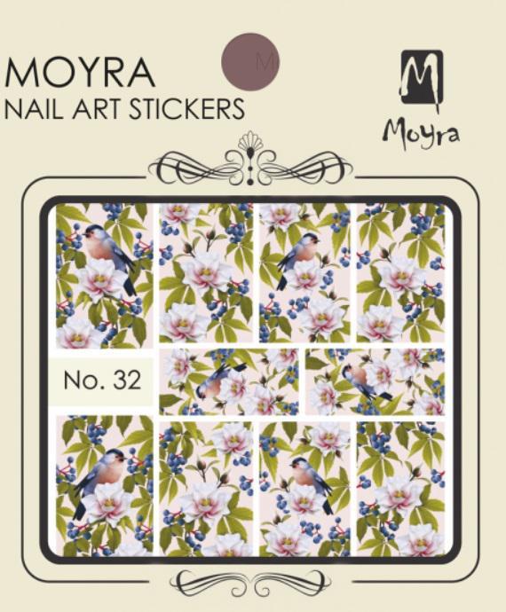 Moyra Körömmatrica No. 32
