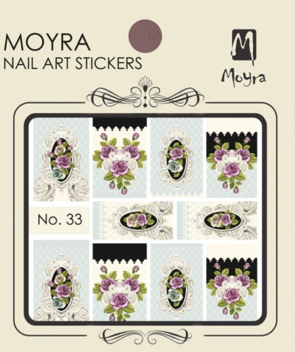 Moyra Körömmatrica No. 33