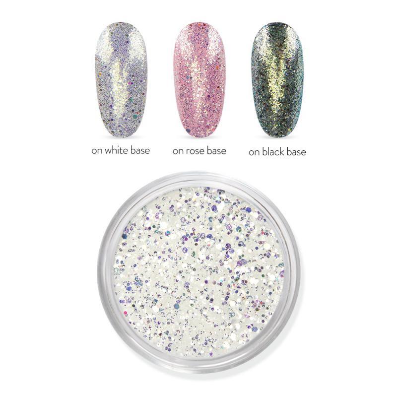 Moyra Mermaid glitter powder No. 01