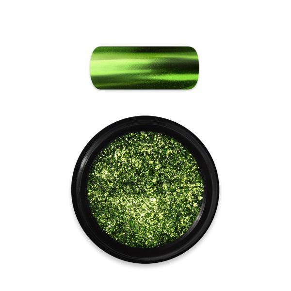 Moyra Mirror powder No. 07. Green