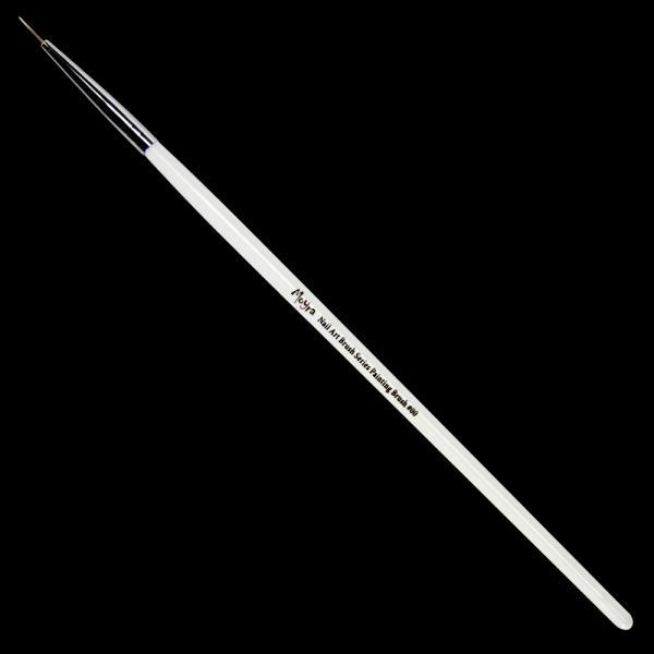 Moyra Nail Art Brush Series Painting Brush #00 – Kolinsky hair