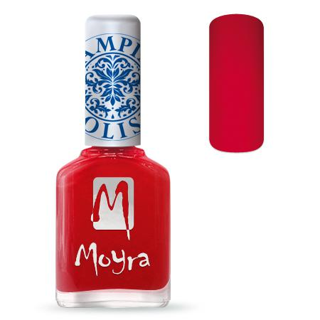 MOYRA NYOMDALAKK SP 02, Red