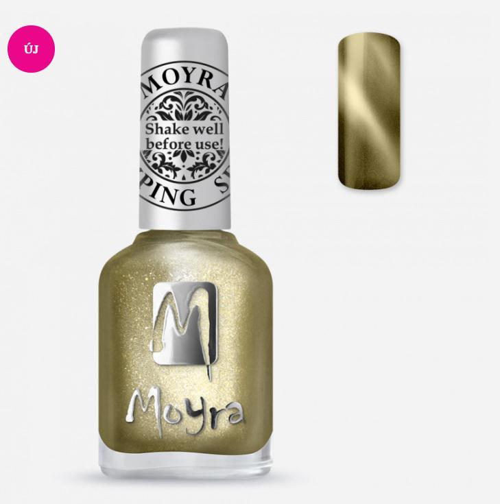 Moyra Nyomdalakk SP 31 Cat Eye Magnetic Gold