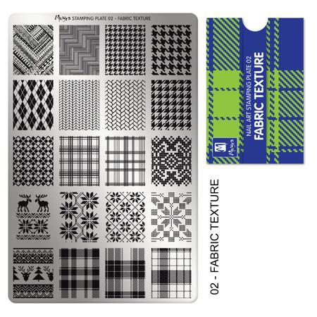 MOYRA NYOMDALEMEZ 02 Fabric texture