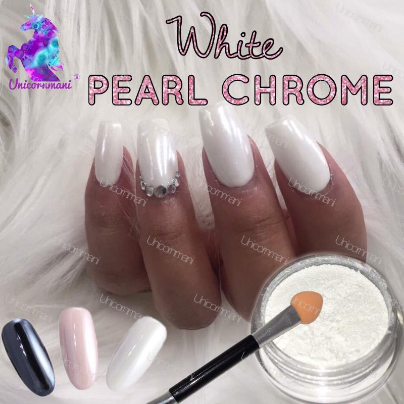 Pearl  Fehér Mirror Chrome por Termék kód:339005