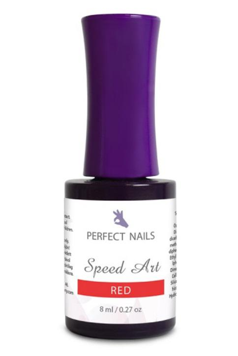 Perfect Nails Speed Art Line #S3 (red) 8ml