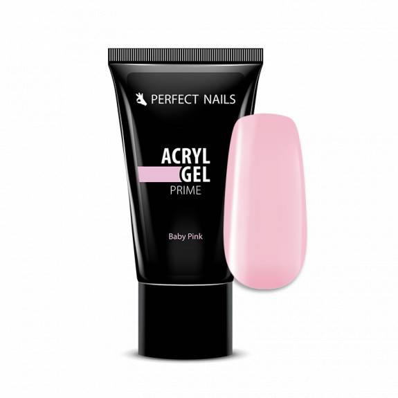 Perfect Nails Tubusos Akril Zselé 30g BABY PINK