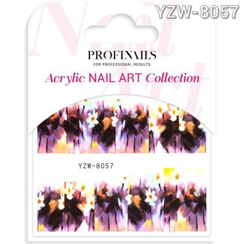 Profinails Acrylic Nail Art matrica YZW-8057
