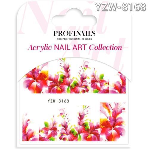 Profinails Acrylic Nail Art matrica YZW-8168