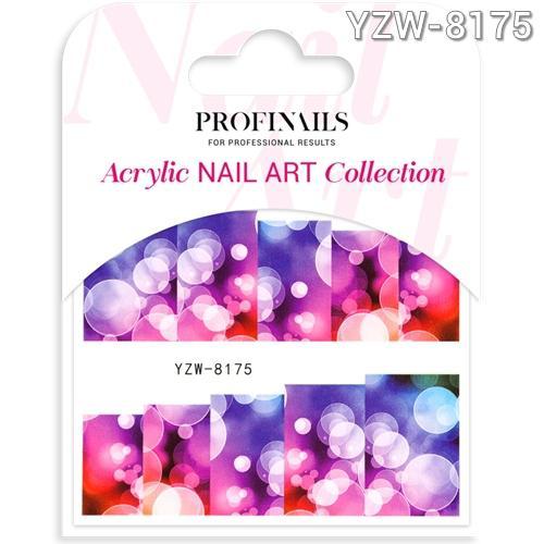 Profinails Acrylic Nail Art matrica YZW-8175