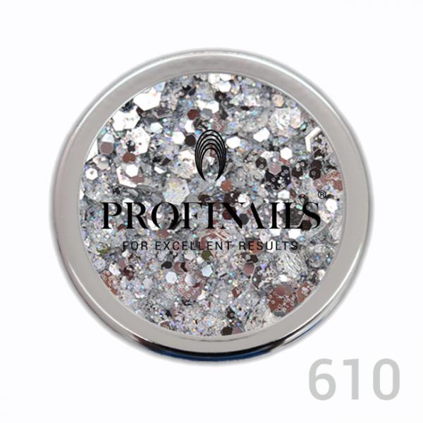 Profinails Brilliant series 3g No. 610