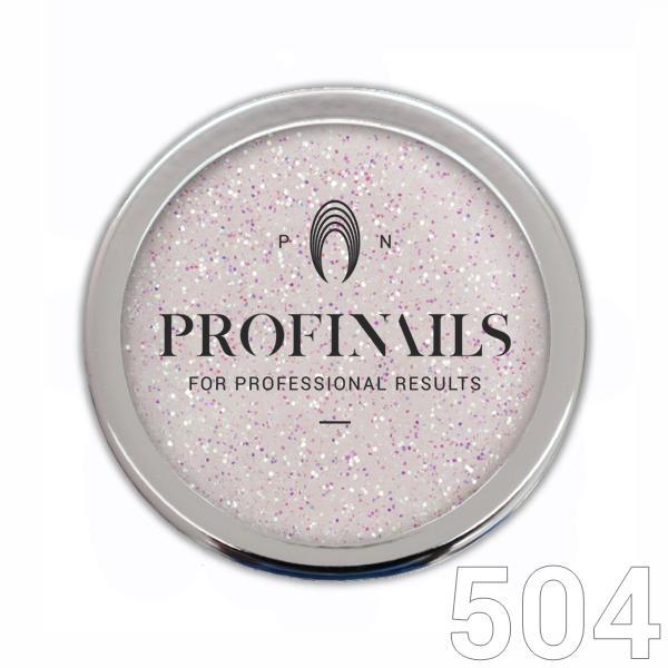 Profinails Cosmetic Glitter No. 504
