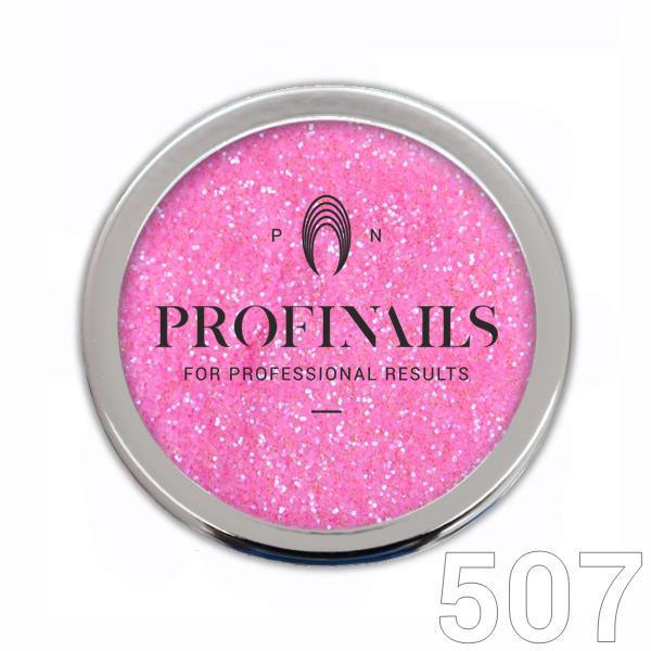 Profinails Cosmetic Glitter No. 507