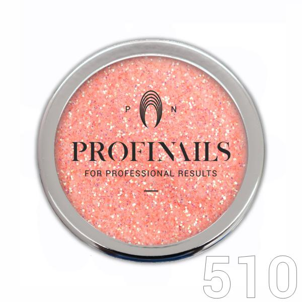 Profinails Cosmetic Glitter No. 510