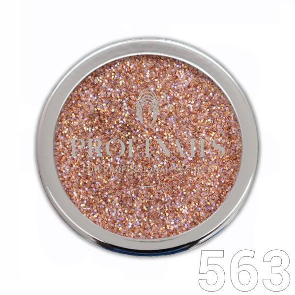 Profinails Cosmetic Glitter No. 563